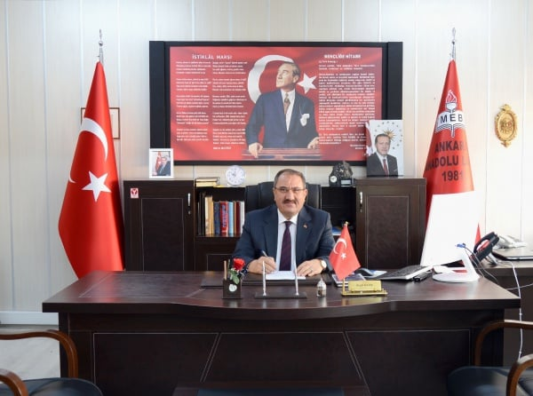 Seyfi KAYİŞ - Okul Müdürü